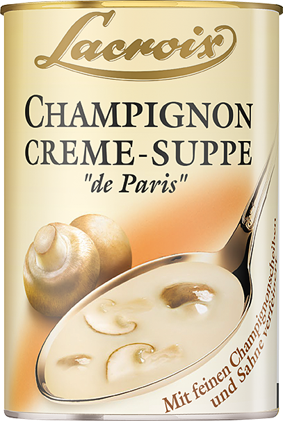 Chamignon Creme Suppe 400ml