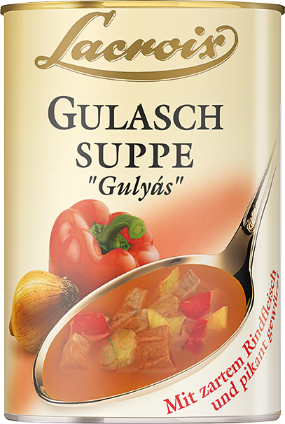 Gulasch Suppe 400ml
