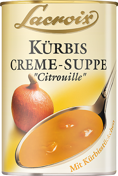 Kürbis Creme Suppe 400ml