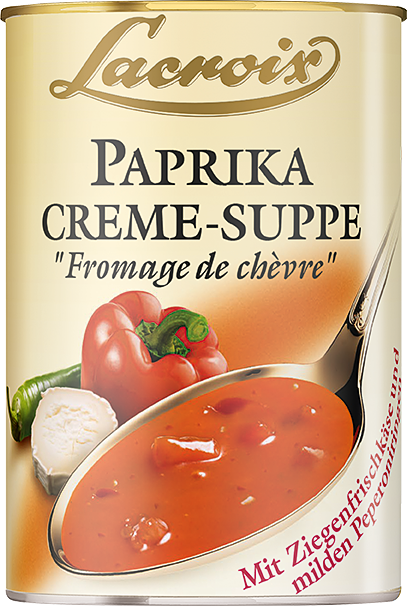 Paprika Creme Suppe 400ml