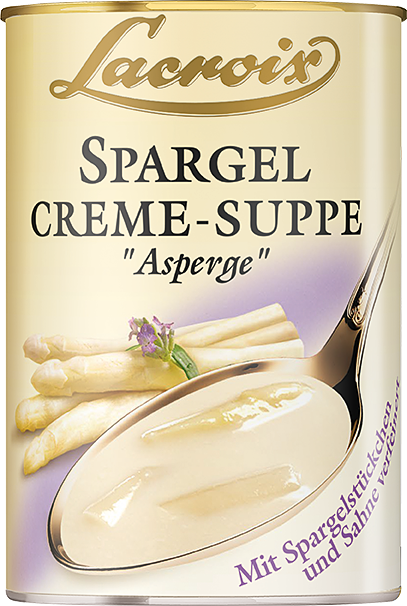 Spargel Creme Suppe 400ml