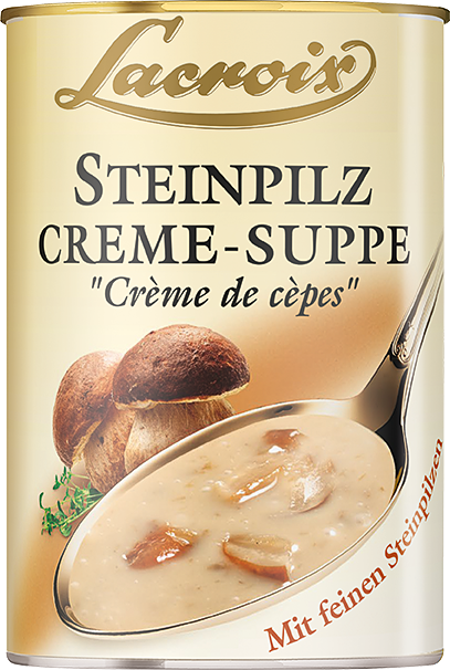Steinpilz Creme Suppe 400ml
